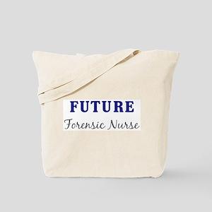Future Forensic Nurse Tote Bag
