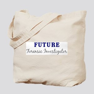 Future Forensic Investigator Tote Bag
