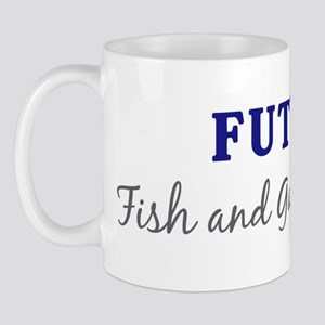 Future Fish and Game Warden Mug