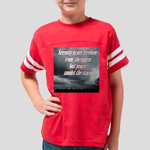 serenity-storm Youth Football Shirt