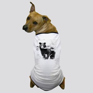 Black Bear Dog T-Shirt
