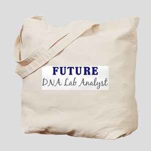 Future DNA Lab Analyst Tote Bag