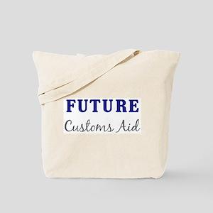 Future Customs Aid Tote Bag