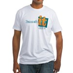 Knock It Off Fitted T-Shirt