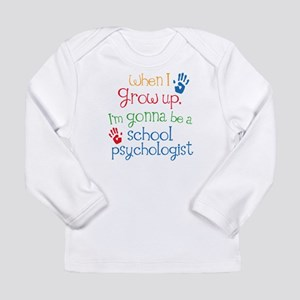 Future School Psychologist Long Sleeve Infant T-Sh