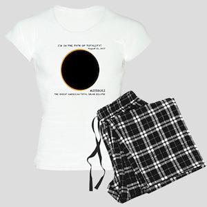 Total Eclipse of 2017-MISSOURI Pajamas