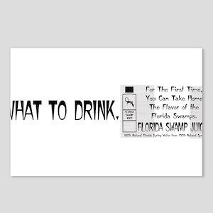 swamp-juice1 Postcards (Package of 8)