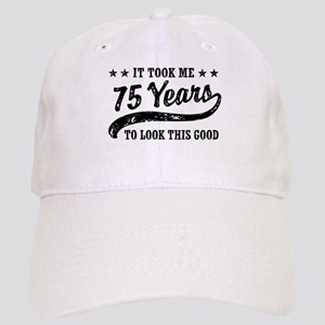 3164dbc4e87 75th Birthday Hats - CafePress