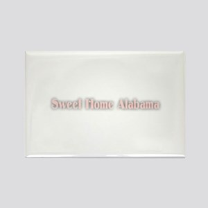 Sweet Home Alabama Rectangle Magnet (10 pack)