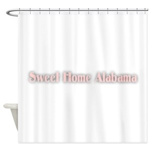 Sweet Home Alabama Shower Curtains