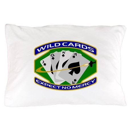 Wildcards Pillow Case