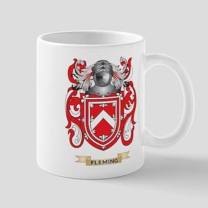 Fleming Coat of Arms Mug