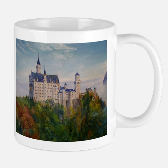 Neuschwanstein Small Mug