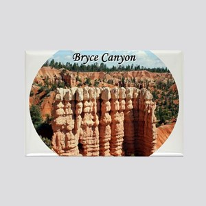 Bryce Canyon, Utah, USA (oval caption) Rectangle M