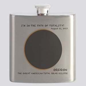 Total Eclipse of 2017-Oregon Flask
