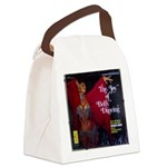The Joy of Belly Dancing Canvas Lunch Bag