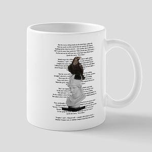 Edgar Allen Poe The Raven Poem Small Mugs