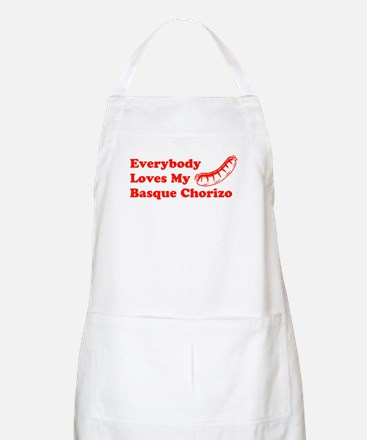 My Basque Chorizo BBQ Apron