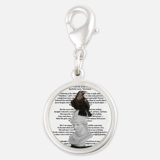 Edgar Allen Poe The Raven Poem Charms