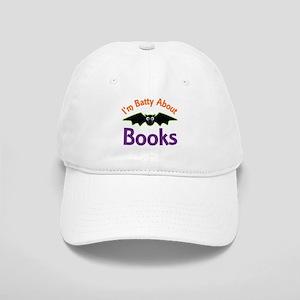 Batty About Books Cap
