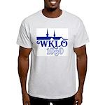 WKLO Louisville 1973 -  Ash Grey T-Shirt