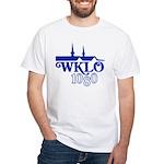 WKLO Louisville 1973 - White T-Shirt