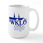 WKLO Louisville 1973 - Large Mug