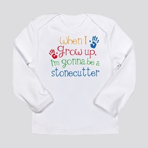 Future Stonecutter Long Sleeve Infant T-Shirt