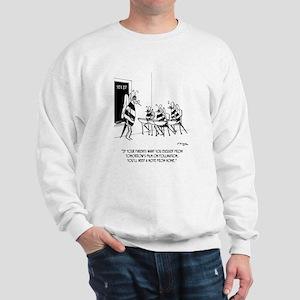 Bees in Sex Ed Sweatshirt