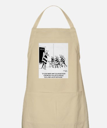 Bees in Sex Ed Apron