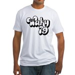 WAKY Louisville 1973 -  Fitted T-Shirt