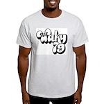 WAKY Louisville 1973 -  Ash Grey T-Shirt