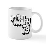 WAKY Louisville 1973 -  Mug