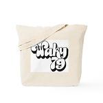 WAKY Louisville 1973 -  Tote Bag