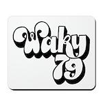 WAKY Louisville 1973 -  Mousepad