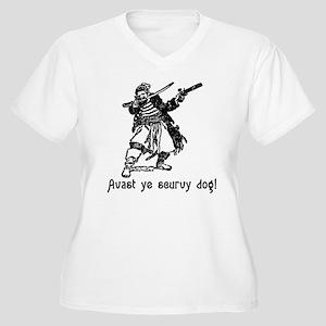 Avast ye scurvy dog! Talk Like A Pirate Day Plus S