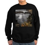 Seal Rock Coastal Scene Sweatshirt