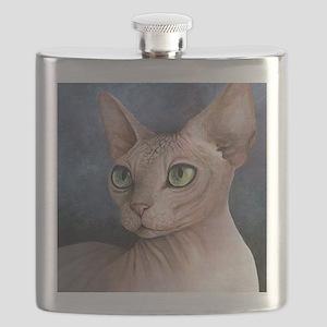 Cat 578 Flask