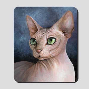 Cat 578 Mousepad