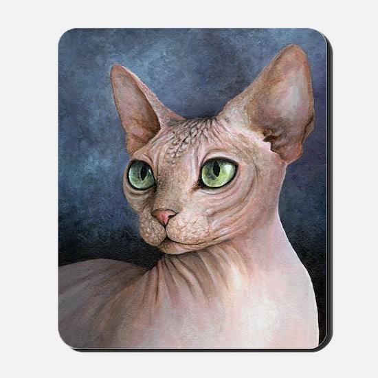 Cat 578 Mousepad