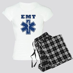 EMT Blue Star Of Life* Pajamas