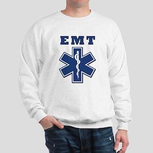 EMT Blue Star Of Life* Sweatshirt