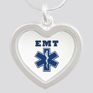 EMT Blue Star Of Life* Necklaces