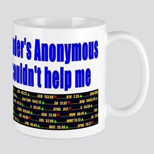 Traders anonymous couldnt help me Mugs
