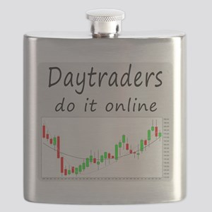 Daytraders do it online Flask