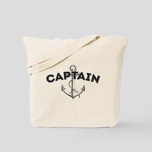 Boat Captain Tote Bag