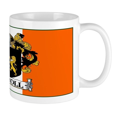 Carroll Arms Flag Mug