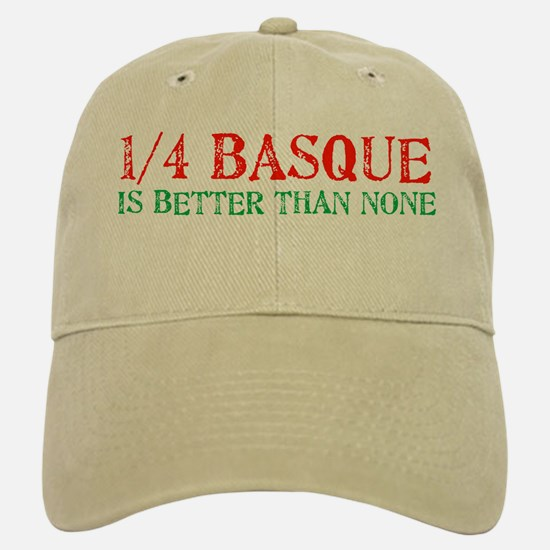 Quarter Basque Baseball Baseball Cap