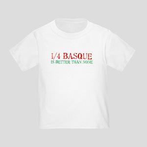 Quarter Basque Toddler T-Shirt