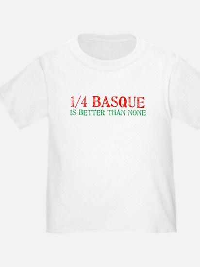 Quarter Basque T